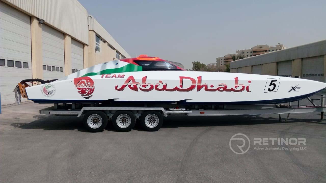 Vehicle Branding in UAE