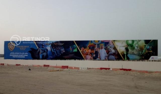 Outdoor Advertising in Dubai