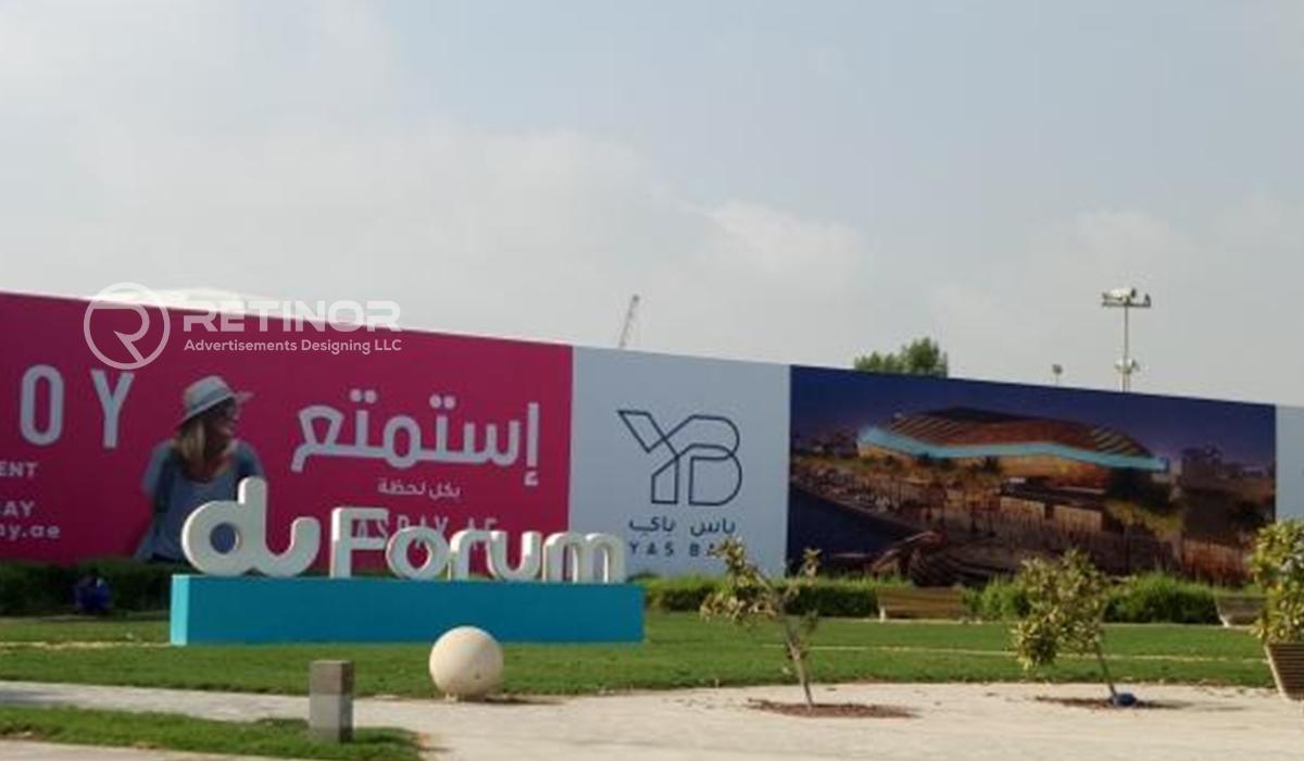 Outdoor Hoardings in UAE