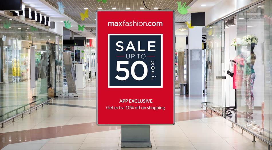 Indoor Digital Signage in UAE