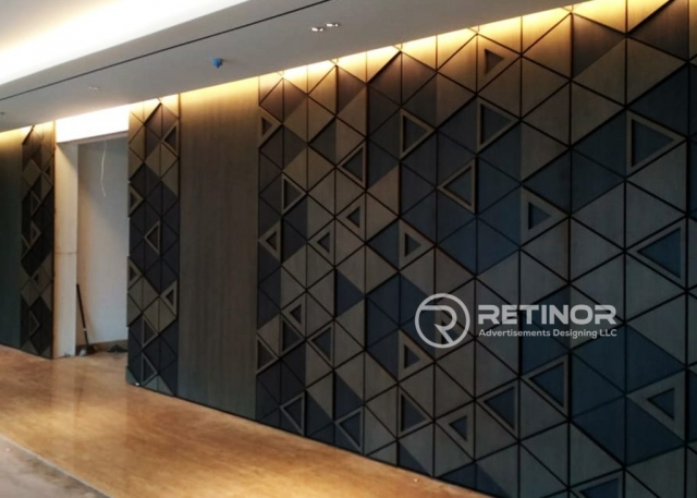 Interior Wall Cladding company in Dubai