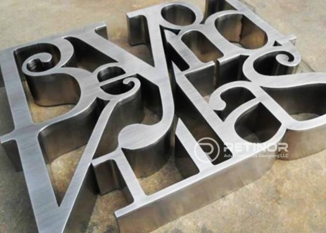 metal cutting works in Dubai